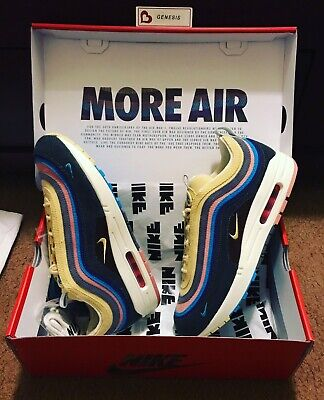 VNDS Nike Air Max 971 VF Sean Wotherspoon Size 9.5