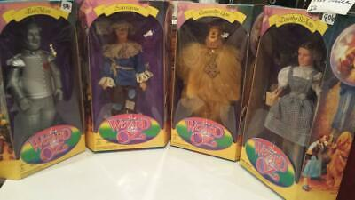 Wizard Of Oz 50th Anniversary Wizard Doll Set (1988 Multi Toys Corp.)