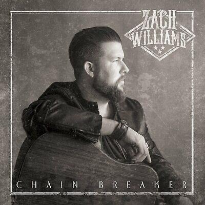 Chain Breaker Audio CD Zach Williams Easy Listening Christian Pop Contemporary