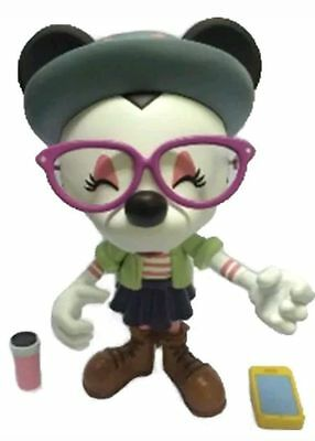 "Disney D23 Expo 2017 Jerrod Maruyama Nuevo Hipster Minnie Mouse 9"" Vinylmation"