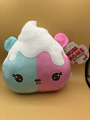Num Noms Candy Puffs MGA Plush Kids Soft Stuffed Toy Doll Collectable Bensons