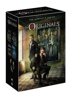 2019 The Originals Complete DVD Series Season 1 2 3 4 & 5 DVD Box Set Gift