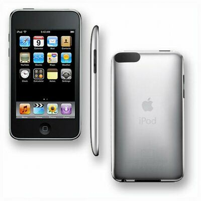 Apple iPod Touch 2nd Gen WiFi A1288 8GB Portable Music Player Black/Silver,