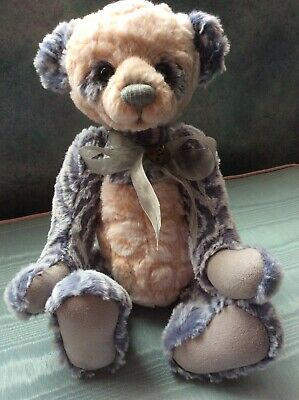 Manufactured Now Retired 2015 Secret Collection Charlie Bear Amanda