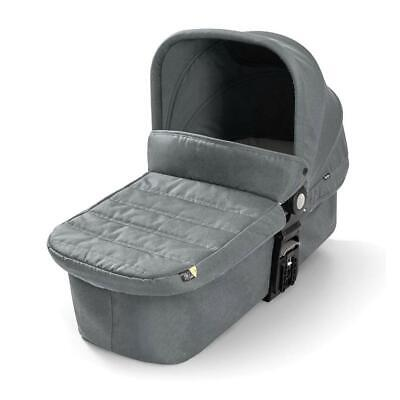 Baby Jogger City Tour LUX Foldable Carrycot (Slate) - Suitable From Birth