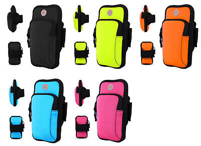 FOR ZTE N818S QLink Wireless / Quest Plus Z3001s Armband Case Cover Jogging
