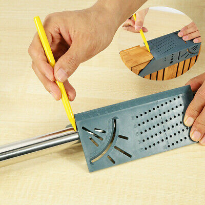 New 3D 90 Degree Square Carpenter's Rule Only Today Promote 95% Off