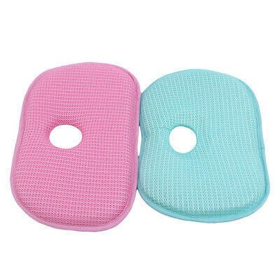 3D Kids Best Breathable Pillow Air-Mesh Prevention Flat Head Plagiocephaly CB