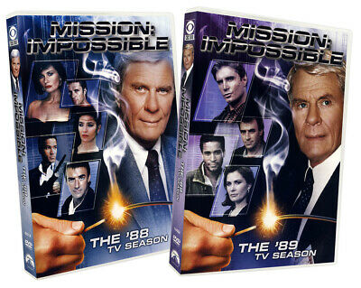Mission Impossible - The 88 And 89 Tv Seasons (2-Pack) (Boxset) (Dvd)
