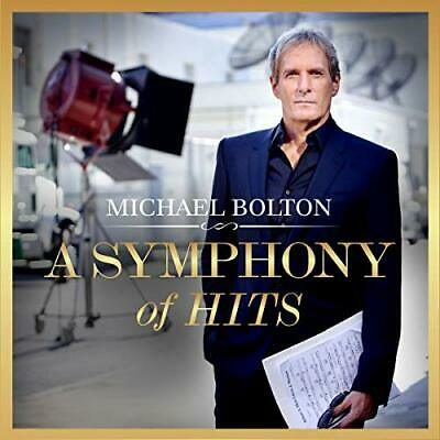 Michael Bolton - Symphony Of Hits - Michael Bolton CD T1VG The Cheap Fast Free