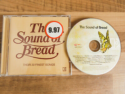 Bread The Sound of Bread Their 20 Finest Songs CD (2006)