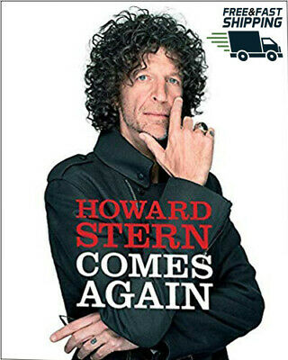 Howard Stern Comes Again by Howard Stern (Hardcover,2019) | FreeShipping + NEW
