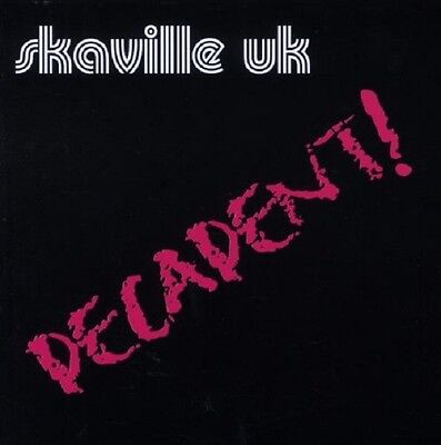 Skaville UK Decadent! CD NEW SEALED Ska Nick Welsh