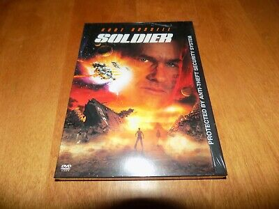 SOLDIER Kurt Russell Sci-Fi Action Classic Adventure DVD SEALED NEW