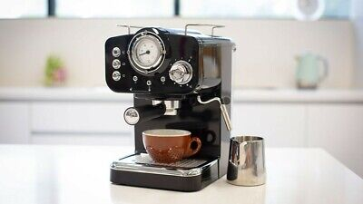 Espresso Coffee Machine-High Pressure frothing Function