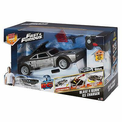 "Fast&furious by "" Ice-Charger "" Remote Control Car RC Race Radio"
