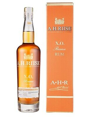 (EUR 64,29 / L)  Rum A.H.Riise X.O Reserve