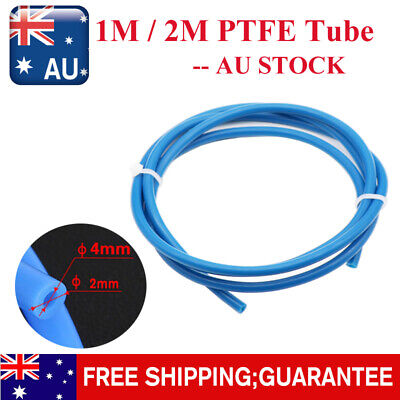 1M/2M Creality PTFE Blue Tube Capricorn For 1.75mm Filament Ender 3, AU Stock