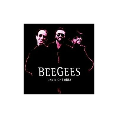 Bee Gees - One Night Only - Bee Gees CD UVVG The Fast Free Shipping