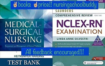 MEDICAL-SURGICAL TEST BANK PRACTICE QUESTIONS PDF [SAME DAY