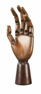 G608 Model of a Moving Human Hand Links Hand Artist Hand