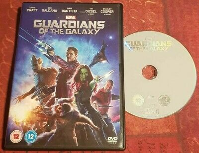Guardians of the Galaxy (DVD PAL 2014) EXCELLENT // FREE UK P&P