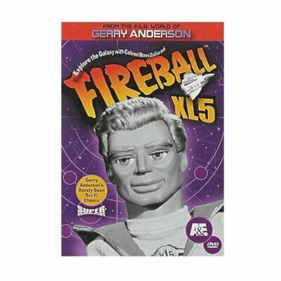 Fireball XL5 - The Complete Series,New DVD, Gerry Anderson, John Bluthal, David