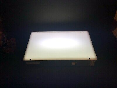 Gagne PORTA TRACE Light Box Tracer Used 5000k color correct lamps 18 1/2 x 11
