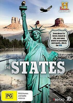 States, The - DVD Region 4 Free Shipping!