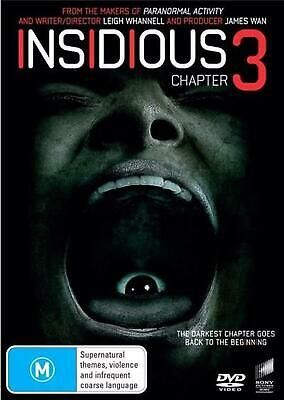 Insidious: Chapter 3 - DVD Region 4 Free Shipping!