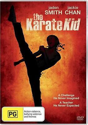The Karate Kid (2010) - DVD Region 4 Free Shipping!