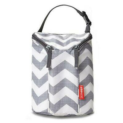 Skip Hop Grab & Go Double Bottle Bag (Chevron) Skip Hop Free Shipping!