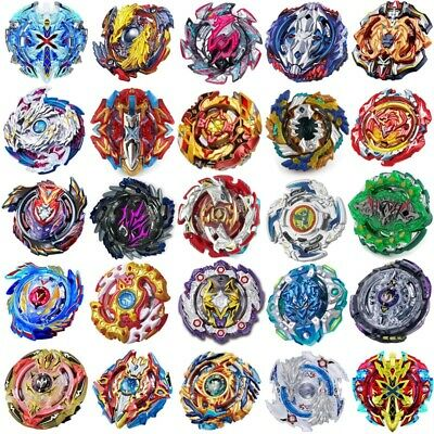 Spinning Top Beyblade Burst Bayblade Metal Fusion 4D No Launcher Fighting Gyro