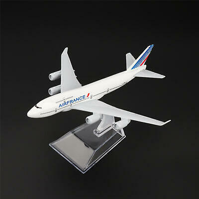 16cm Aircraft Plane Boeing 747 Air France Airlines Aircraft Diecast Model