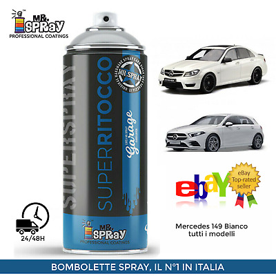 Spray Fiat Alfa Lancia Jeep 268/A Bianco