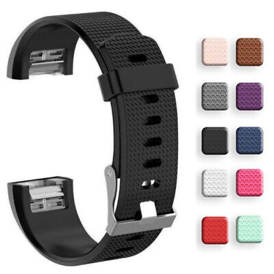 Watch Band for Fitbit Charge 2 Replacement Strap Wristband Men's and Women's