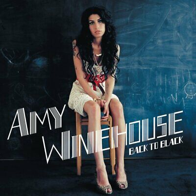 AMY WINEHOUSE - Back To Black - CD 2006 Nuovo Sigillato