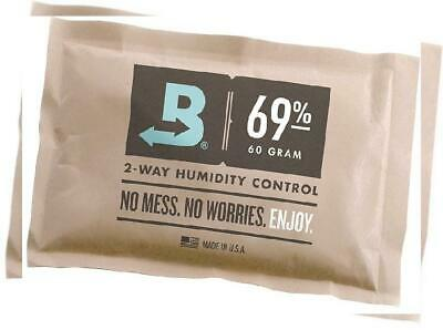 Boveda 69-Percentage RH Individually Over Wrapped 2-Way Humidity Control...