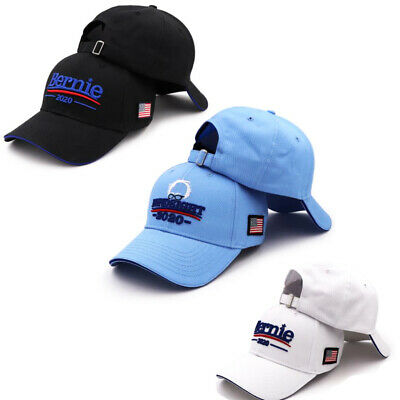 d6ea0022f BERNIE SANDERS FOR President 2020 Blue hat: red, white and blue ...