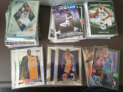 113 Card Dwight Howard Base + Insert Collection - 2005-2012 - #'d Cards,No Dupes