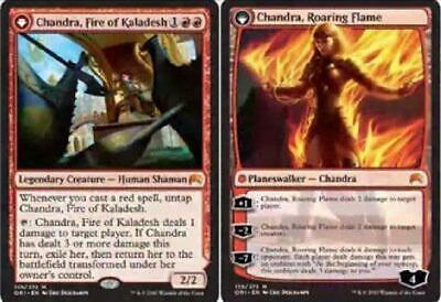 Chandra, Fire of Kaladesh | Chandra, Roaring Flame 135/272 Near Mint MTG