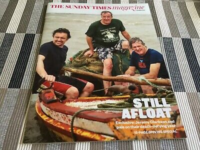 The Sunday Times Magazine  The Grand Tour Driving Special Nov 19 2017