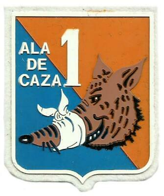 Ejercito Del Aire Ala De Caza 1 Hunting Wing Spain Air Force Eb00991 Parche