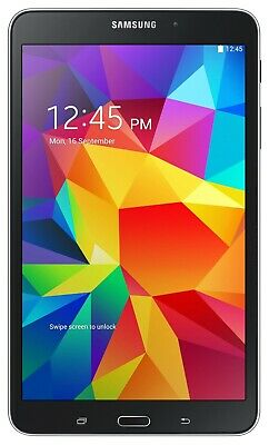 Samsung Galaxy Tab 4 SM-T337V 16GB Verizon + WiFi Android Tablet, 8 Inch - Black