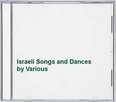 Various - Israeli Songs and Dances - Various CD R9VG The Cheap Fast Free Post