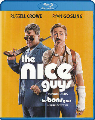 The Nice Guys (Bilingual) (Blu-Ray + Dvd + Digital Hd) (Blu-Ray) (Blu-Ray)