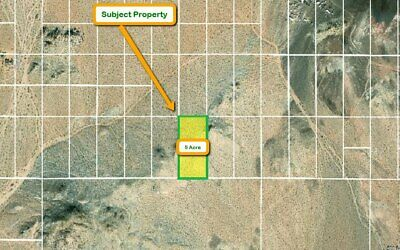 Are you freaking kidding me?!! 5 acres of California land for how much?!!