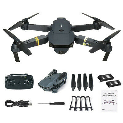 Emotion Drone Mavic Pro-Camera 720 Full HD - 360°+3x batteries-6 axes AU