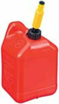Fuel & Energy Midwest 1 Gallon 4 Oz Plastic Gas Can Model 1200 Made In Usa