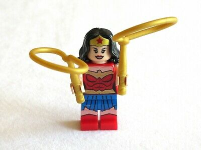 Super Heroes: Justice League LEGO 76097 Minifig // Minifigure Wonder Woman